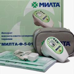 Device of sveto-laser therapy MILTA-F5