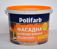 Paint Universalfasad for decorative and protective