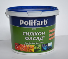Paint Silikonfasad for long-term protection of