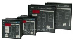 RPC power factor regulator