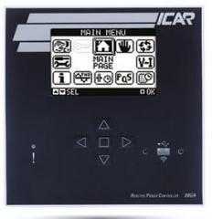 Three-phase RPC regulator