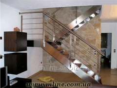 Ladder from stainless steel 4.75