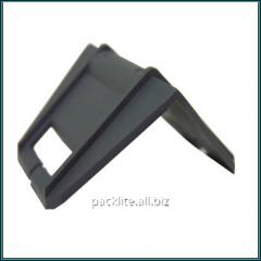 Protective coupling plastic corner