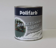 Wearproof paint of Akrilbet for protective and