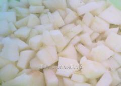 Яблоки замороженные