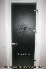 Door glass 10.43