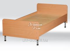 Кровать 1-спальная (без мараса) с закругленными