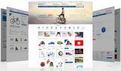Online store of sports goods ActiveLife