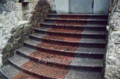 Steps granite 1