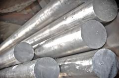Алюминиевый пруток (круг) диаметром от 5 мм до 400 мм