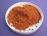 Керамический пигмент золотисто коричневый