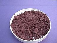 Керамический пигмент красно коричневый