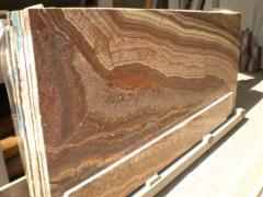 Marble. Onyx. Granite. Travertine. Products from a