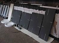 Karborundovye (carbide - silicon) plates, racks,