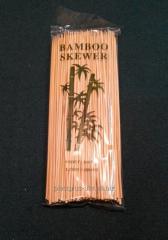 Shashlik sticks of 20 cm (200 pieces)