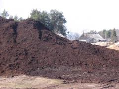 Soil for a lawn in Kiev, Borispol, across all Kiev