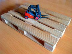 Нестандартная деревянная тара