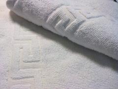 Terry products for hotels, terry towels, terry