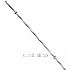 Гриф для штанги 28 мм, 180 см, 8.5 кг (код GP-1)