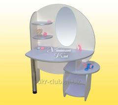 Hairdresser's nursery of 880х540х1182 mm