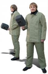 Одяг для зварників