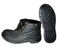 Обувь юфтевая