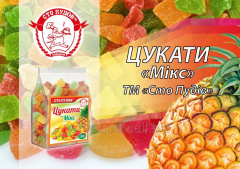 Candied fruits Mix, 150 g