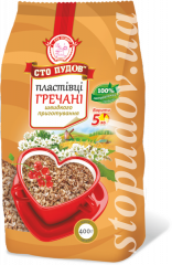 Buckwheat flakes, 400 g