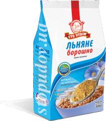Flour of linen, 300 g