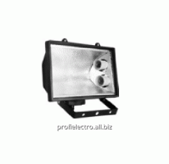 Searchlight under energy saving lamps of