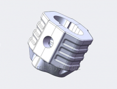 Hydraulic component for motors and pumps 2