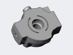Hydraulic component for motors and pumps 11