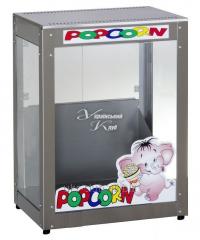 Show-window for VTPK-500 popcorn