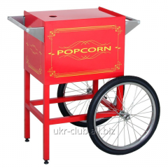 The cart for TP-1 popcorn, Ky-V