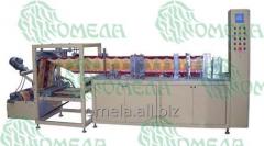 Автоматическая установка для изготовления пакетов