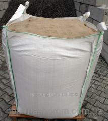 Песок сухой фасованный