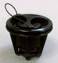 Клапан воздушный Черный