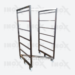 Smoking frame Z AISI 304 steel
