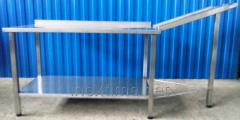 La mesa bajo treysiller
