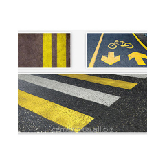 Cold plastic for road marking AK-D-501-T HOLDPLAST