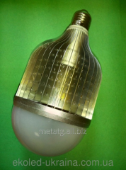 Мощная светодиодная лампочка Е27 18W