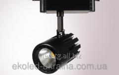 Track LED lamp 50 of W 3000K Black