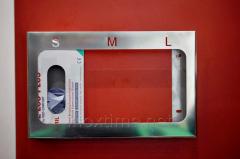 Dispenser for odnorazovyz gloves