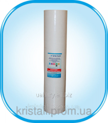 Cartridge polypropylene Crystal 20 BB