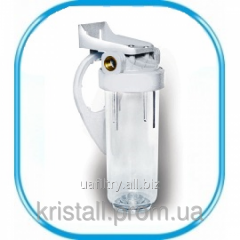 Bulb mechanical cleaning Filter No. 1 1/2