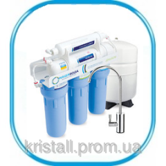 Our water reverse osmosis system Absolute-5 50