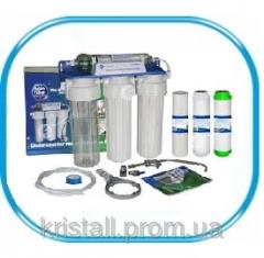 Four-stage Aquafilter FP3-HJ-K1 system