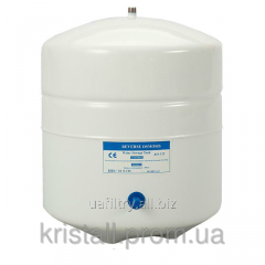 Accumulative capacity of PA-E is RO-132 12 liters