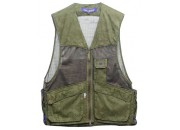 Aero Forest Green vest of river of L 3030199