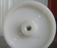Wheels polyamide D-150 of mm.